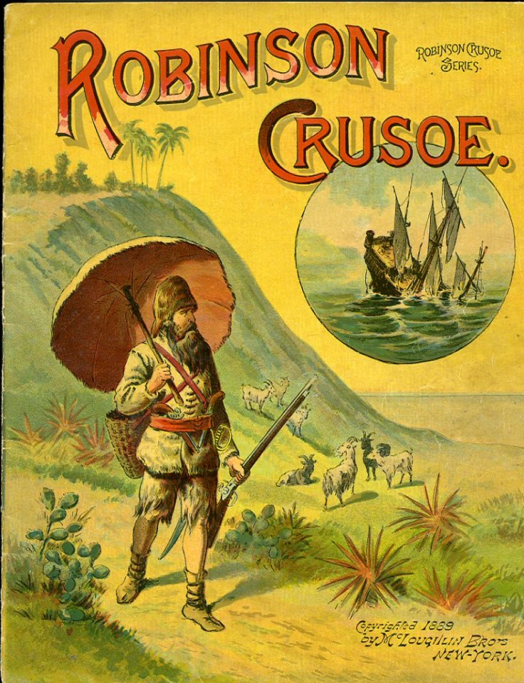 Robienson Crusoe