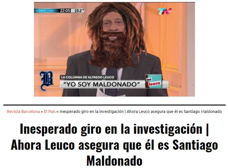 Leuco Revista Barcelona