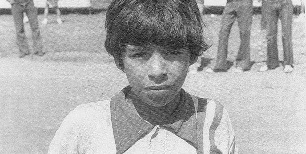 Maradona niño