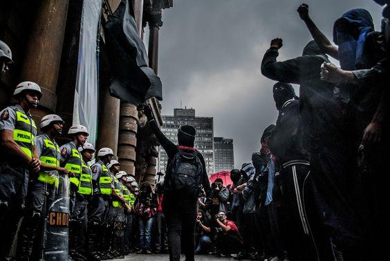 brasil violencia