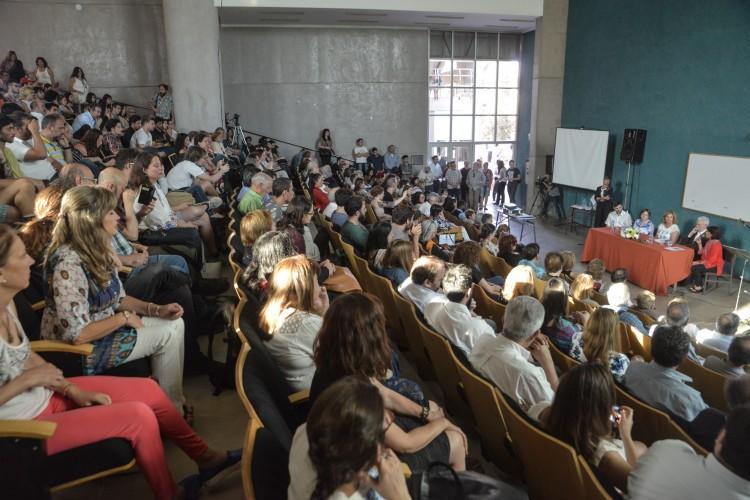 Dussel auditorio