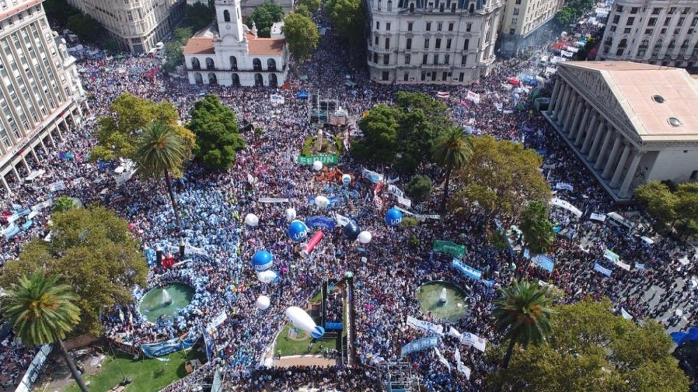 Plaza de mayo 2