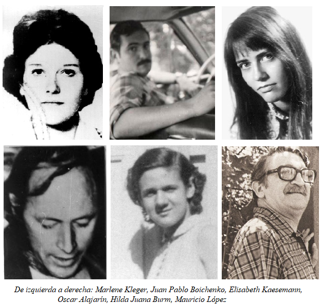 evangelicos desaparecidos