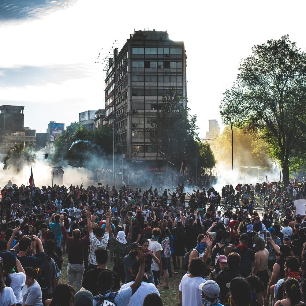 plaza italia 22 Oct