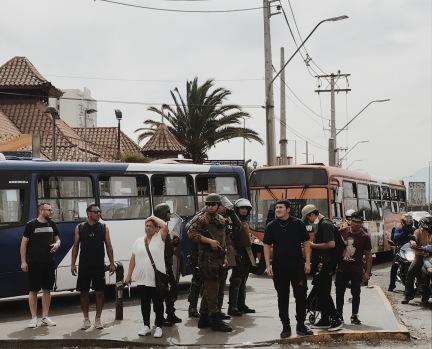 Santiago de Chile; Comuna de La Cisterna