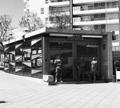 Santiago de Chile, Empresa Metro