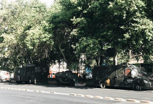 Santiago de Chile, Comuna de Santiago centro